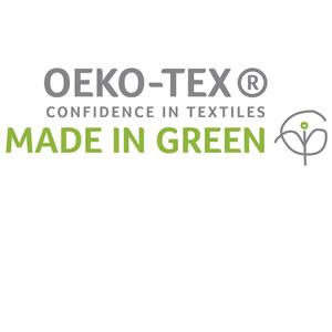 MADE IN GREEN by OEKO-TEX®(エコテックス メイド イン グリーン)